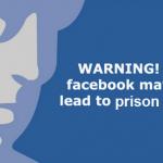 Facebook înseamnă pușcărie